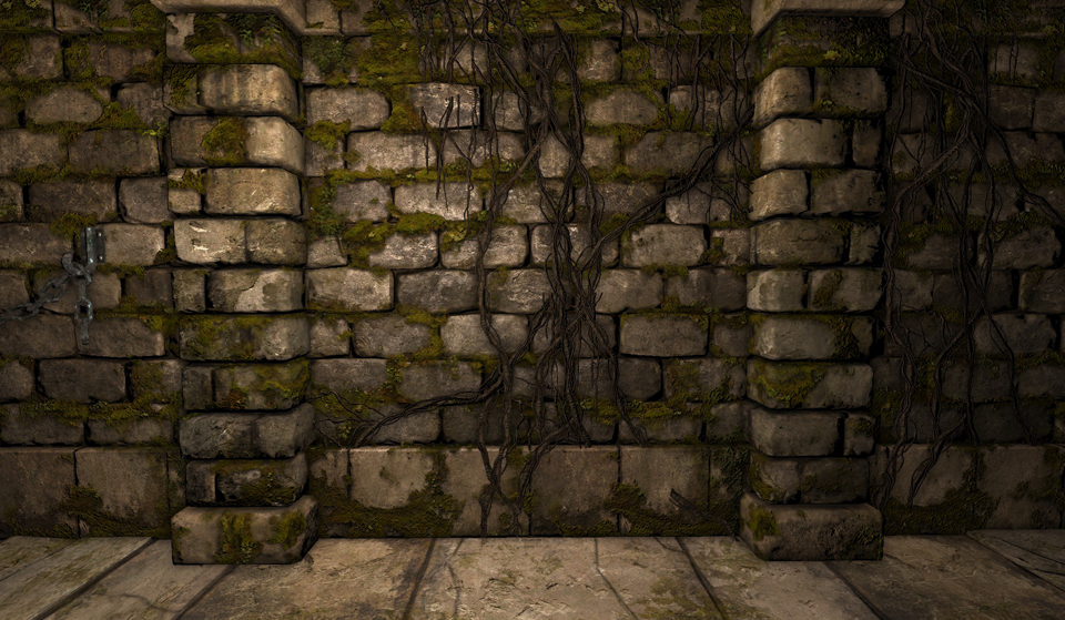 dungeon_secret_door_ivy.jpg (960×559) (With images